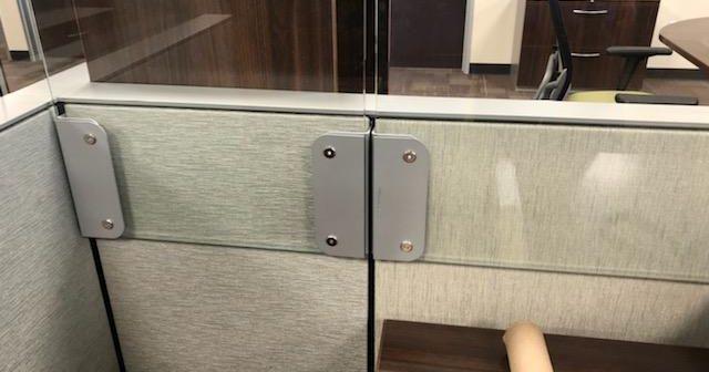 glass panel upgrade
